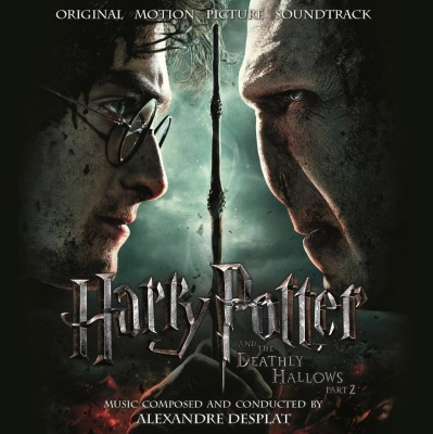 ORIGINAL SOUNDTRACK - HARRY POTTER & THE DEATHLY HALLOWS PT.2 (ALEXANDRE DESPLAT)