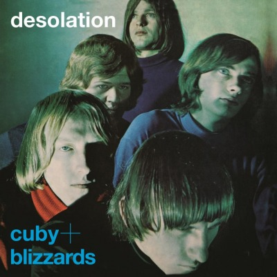 CUBY & THE BLIZZARDS - DESOLATION