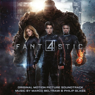 ORIGINAL SOUNDTRACK - FANTASTIC FOUR (MARCO BELTRAMI & PHILIP GLASS)