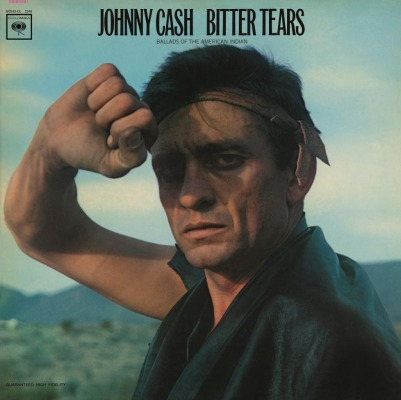 JOHNNY CASH - BITTER TEARS