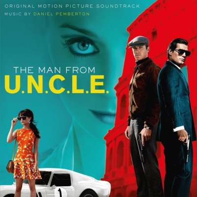 ORIGINAL SOUNDTRACK - THE MAN FROM U.N.C.L.E. (DANIEL PEMBERTON)
