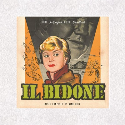 ORIGINAL SOUNDTRACK - IL BIDONE (NINO ROTA)