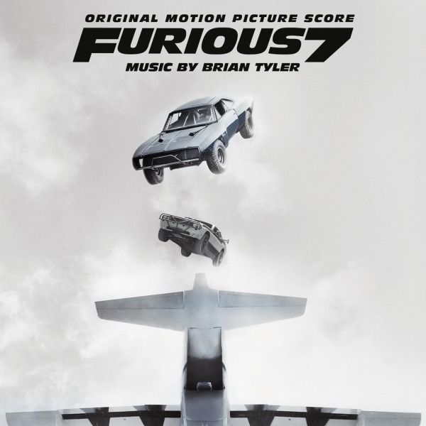 BRYAN TYLER LOVES HIS FURIOUS 7 VINYL
