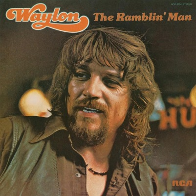 WAYLON JENNINGS - THE RAMBLIN' MAN