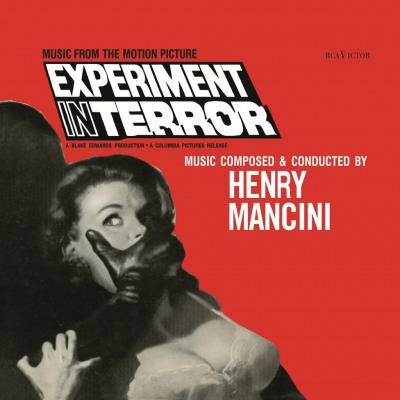 ORIGINAL SOUNDTRACK - EXPERIMENT IN TERROR (HENRY MANCINI)