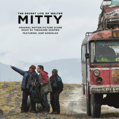 ORIGINAL SOUNDTRACK - THE SECRET LIFE OF WALTER MITTY (THEODORE SHAPIRO, JOSE GONZALES)