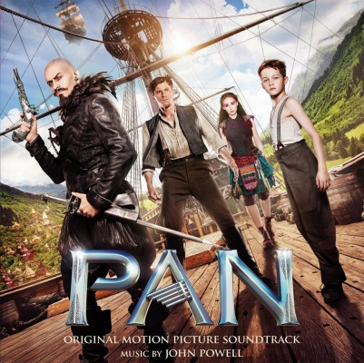 ORIGINAL SOUNDTRACK - PAN (JOHN POWELL)