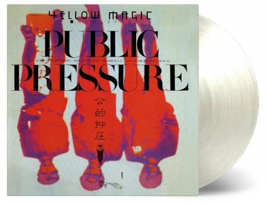 Yellow Magic Orchestra Public Pressure Music On Vinyl