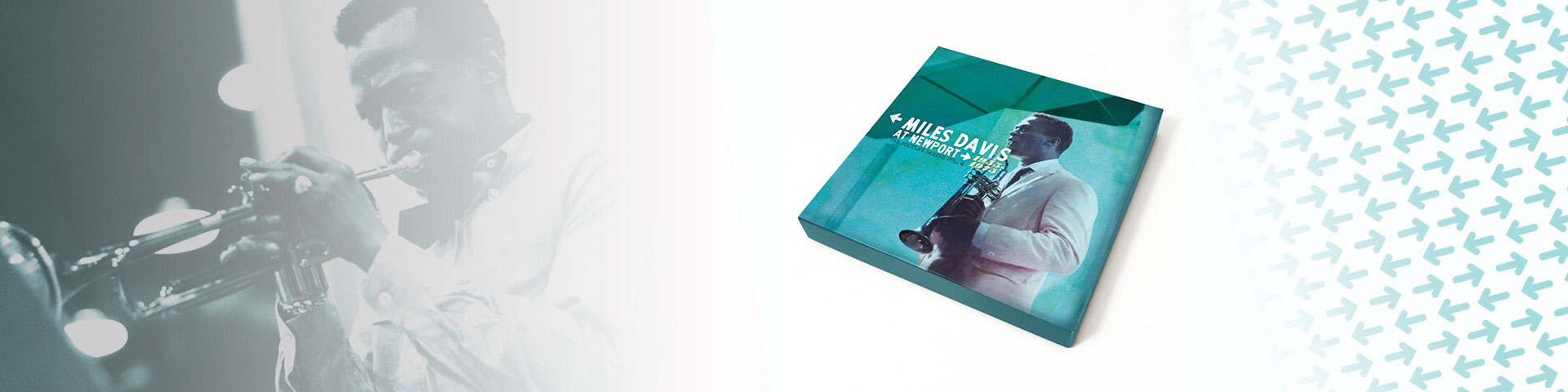 MILES DAVIS BOOTLEG SERIES 4:-AT NEWPORT =BOX=