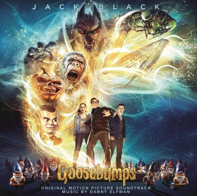 ORIGINAL SOUNDTRACK - GOOSEBUMPS (DANNY ELFMAN)
