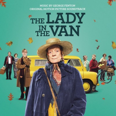 ORIGINAL SOUNDTRACK - LADY IN THE VAN (GEORGE FENTON)