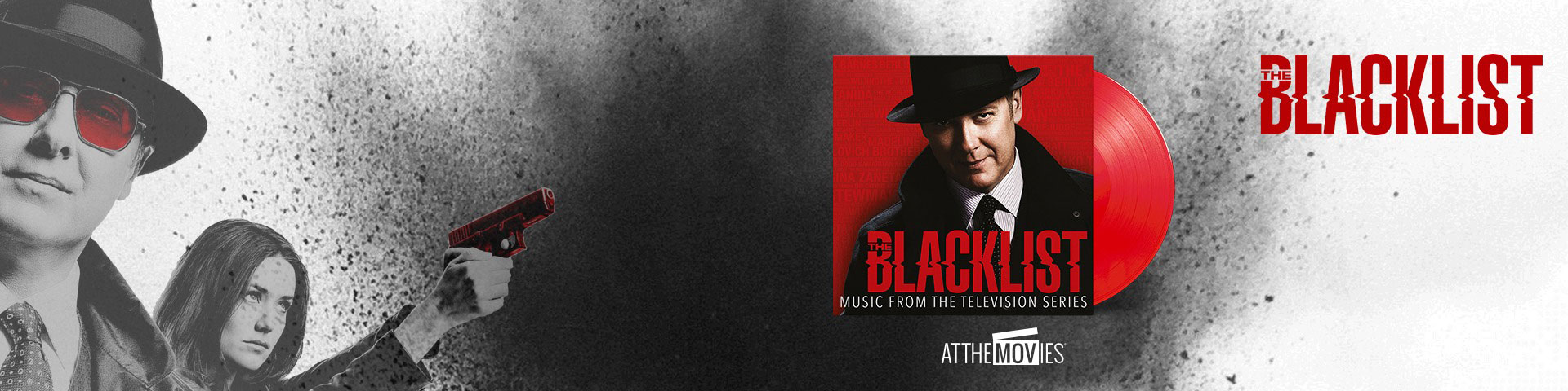 ORIGINAL SOUNDTRACK - THE BLACKLIST