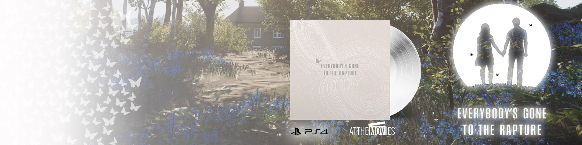 EVERYBODY'S GONE -TO THE RAPTURE