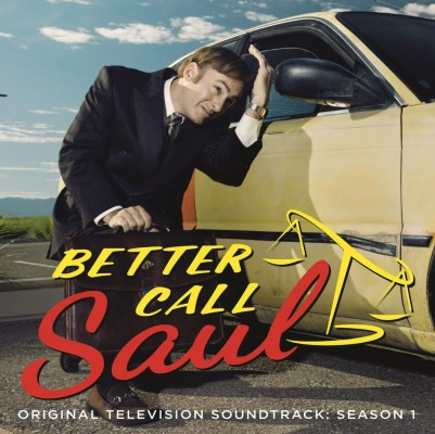 ORIGINAL SOUNDTRACK - BETTER CALL SAUL S1 (THOMAS GOLUBIC)
