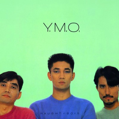 YELLOW MAGIC ORCHESTRA - NAUGHTY BOYS & INSTRUMENTAL