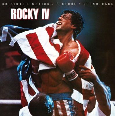 ORIGINAL SOUNDTRACK - ROCKY IV (SURVIVOR, JAMES BROWN A.O.)