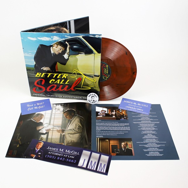 BETTER CALL SAUL: ORIGINAL TELEVISION SOUNDTRACK