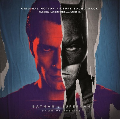 ORIGINAL SOUNDTRACK - BATMAN V. SUPERMAN: DAWN OF JUSTICE (HANS ZIMMER & JUNKIE XL)