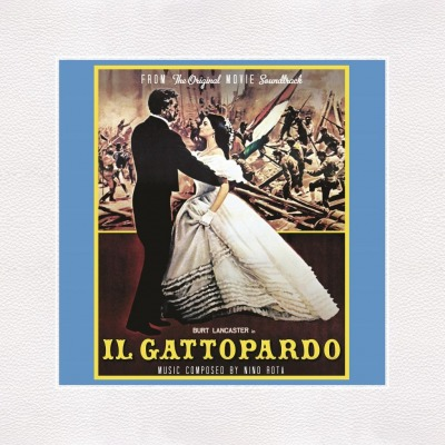 ORIGINAL SOUNDTRACK - IL GATTOPARDO (NINO ROTA)