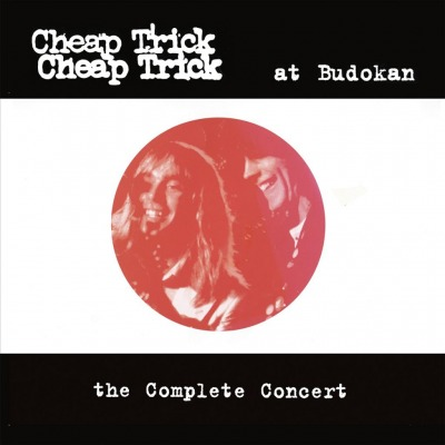 CHEAP TRICK - AT BUDOKAN -THE COMPLETE CONCERT-