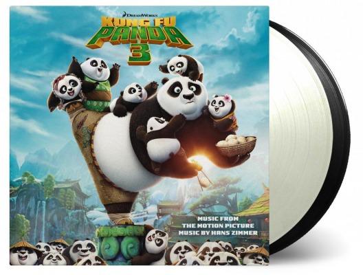 Original Soundtrack Kung Fu Panda 3 Hans Zimmer