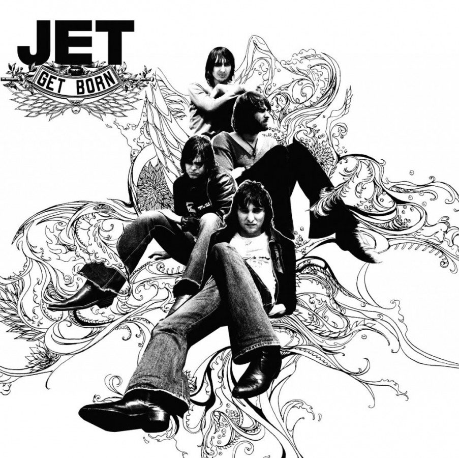Jet Get Born Catalog Music On Vinyl