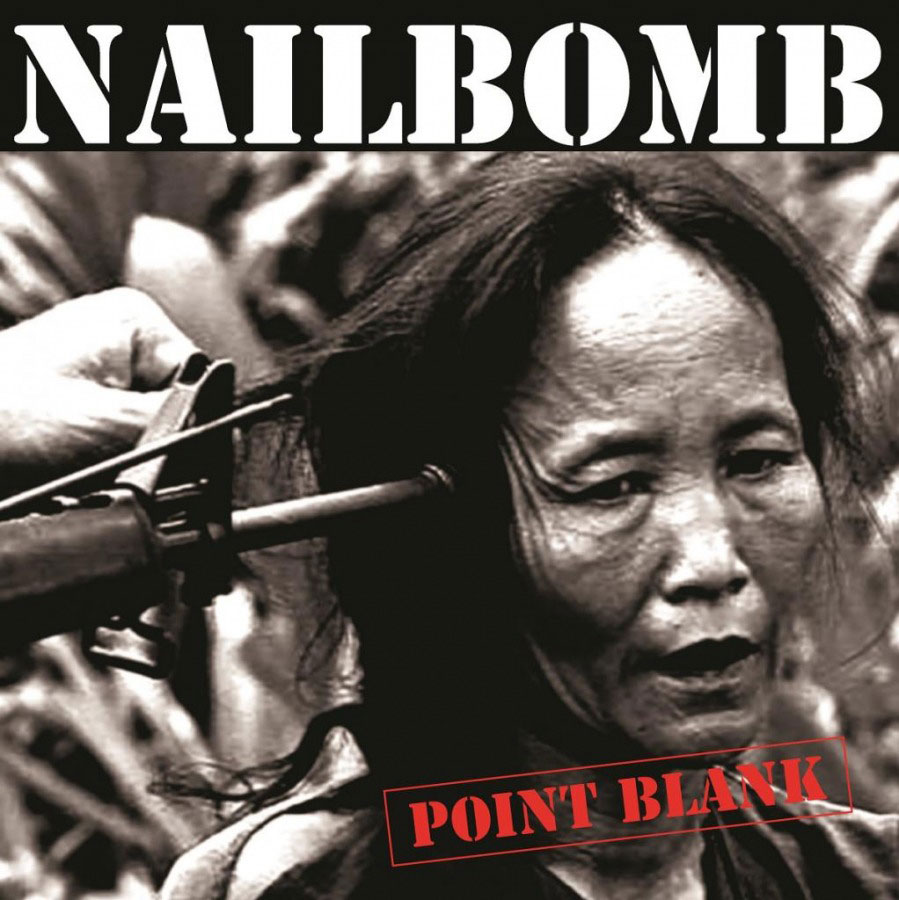 Nailbomb Point Blank Catalog Music On Vinyl