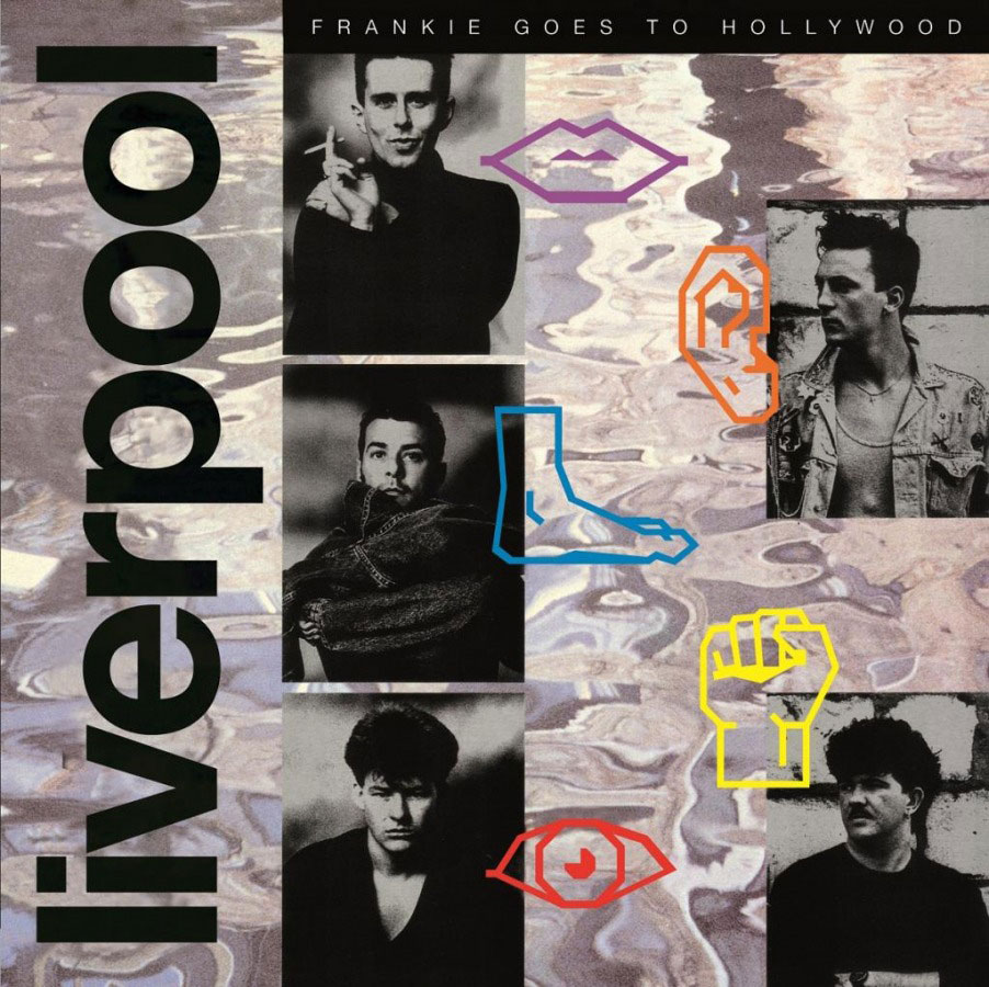 Frankie Goes To Hollywood Liverpool Catalog Music On