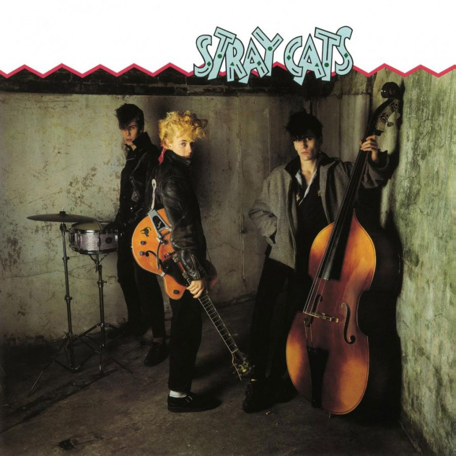 STRAY CATS - STRAY CATS - Catalog - Music On Vinyl