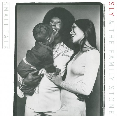 SLY and THE FAMILY STONE - SMALL TALK