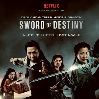 OST - CROUCHING TIGER SWORD OF DESTINY (SHIGERU UMEBAYASHI)