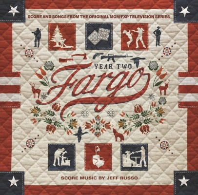 OST - FARGO SEASON 2 (JEFF RUSSO, TWEEDY, BOBBY WOMACK, FLEETWOOD MAC, BON IVER A.O.)