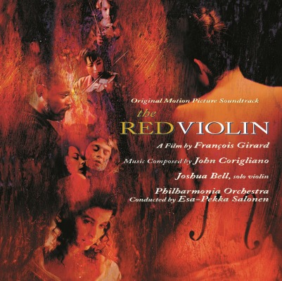 ORIGINAL SOUNDTRACK - THE RED VIOLIN (JOSHUA BELL)