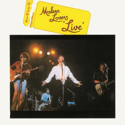 THE MODERN LOVERS - LIVE