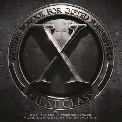 ORIGINAL SOUNDTRACK X-MEN: FIRST CLASS (HENRY JACKMAN)