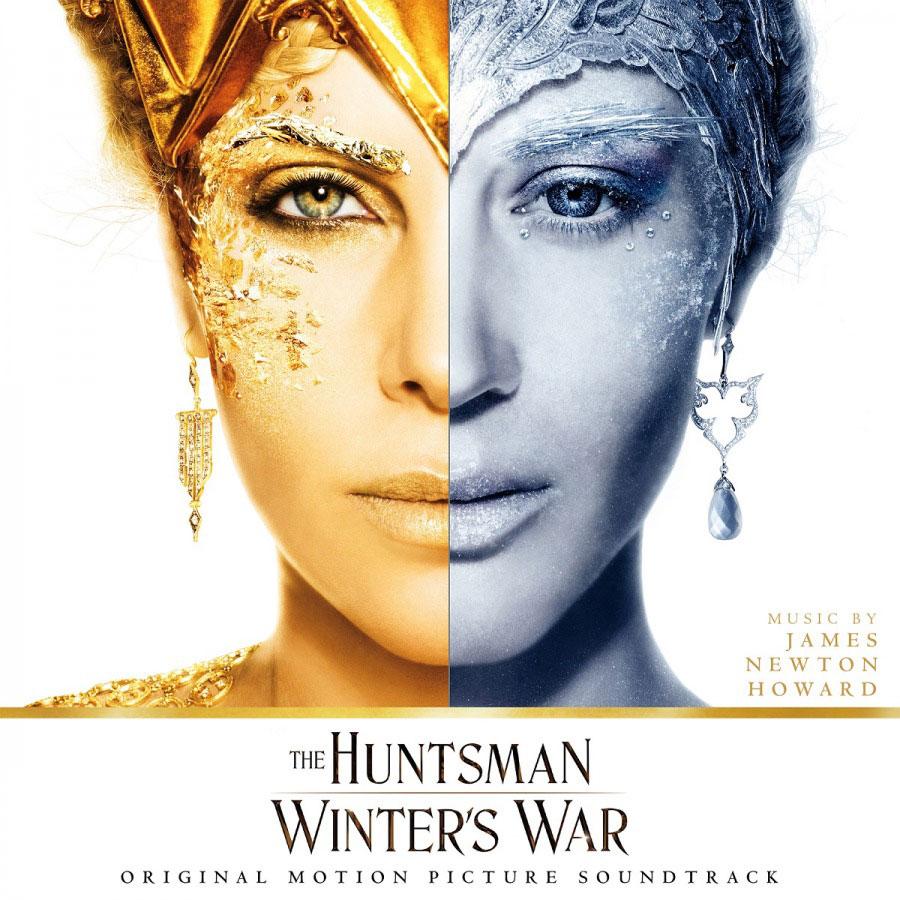 Original soundtrack the huntsman winters war james newton howard