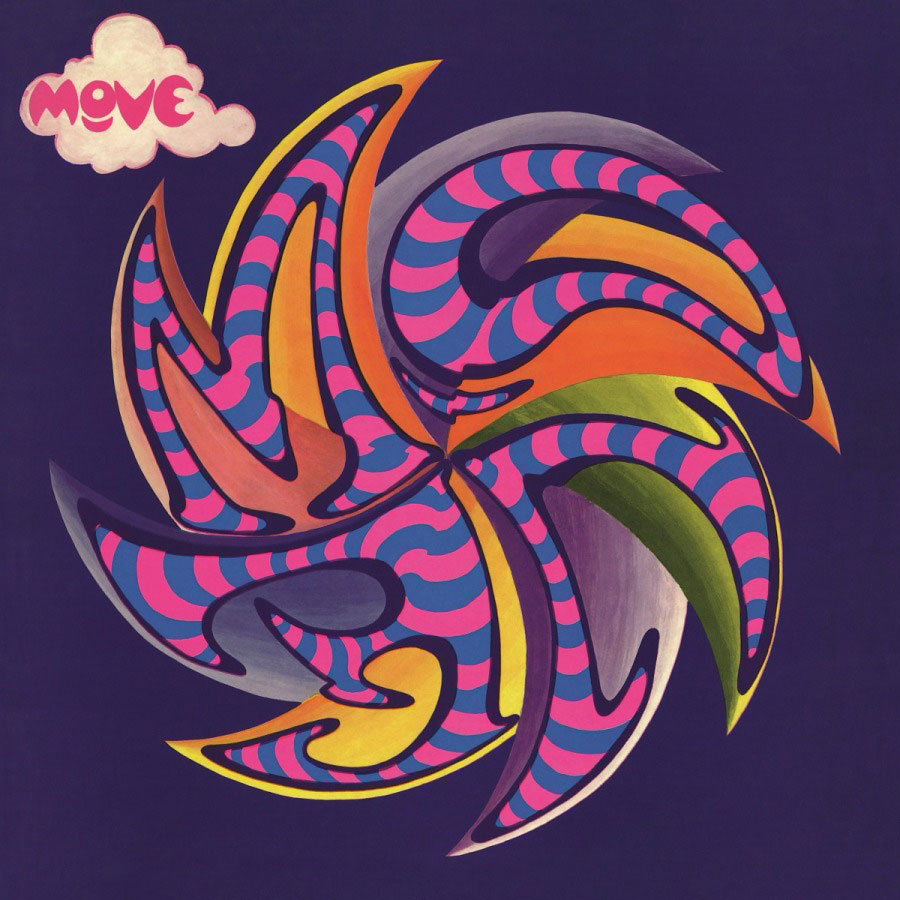 THE MOVE - MOVE (MONO) - Music On Vinyl