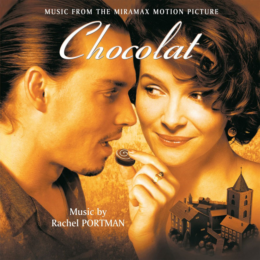 Original Soundtrack Chocolat Rachel Portman Catalog