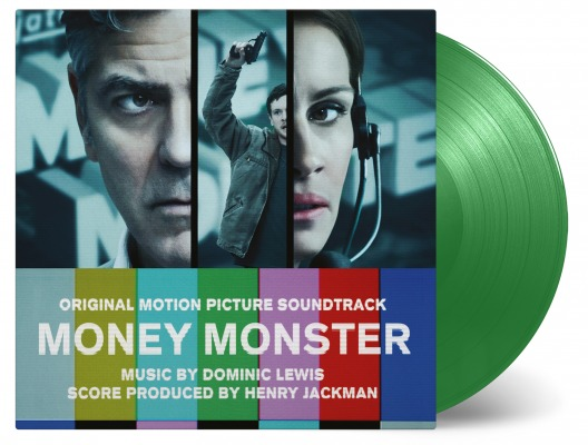 ORIGINAL SOUNDTRACK - MONEY MONSTER (DOMINIC LEWIS)