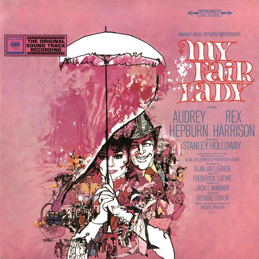 Original Soundtrack My Fair Lady Catalog Music On Vinyl