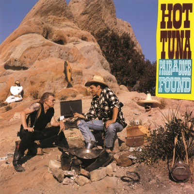 HOT TUNA - PAIR A DICE FOUND