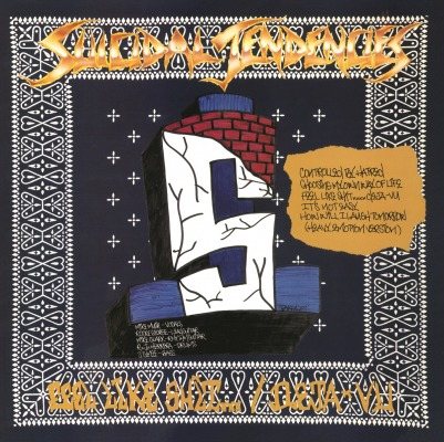 SUICIDAL TENDENCIES - CONTROLLED BY HATRED / FEEL LIKE SHIT.... DEJA-VU