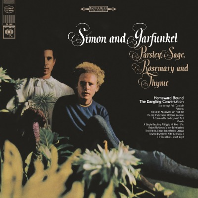 SIMON & GARFUNKEL - PARSELY, SAGE ROSEMARY AND THYME