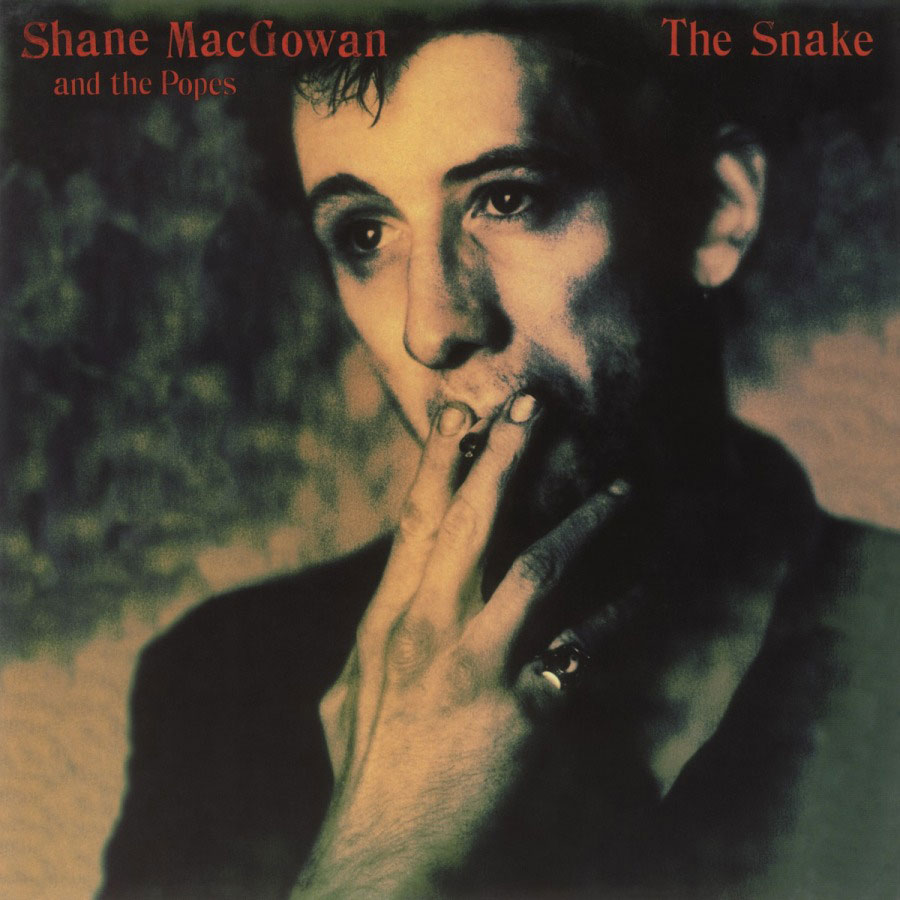 Shane Macgowan Amp The Popes The Snake Music On Vinyl