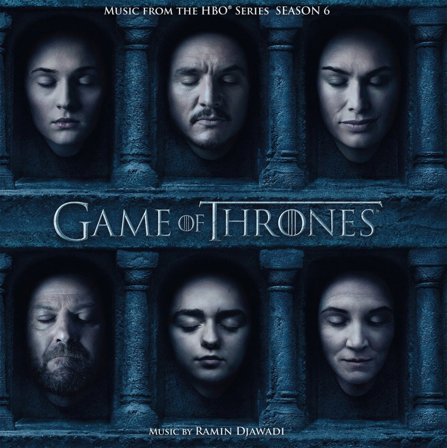 original soundtrack game of thrones season 6 ramin djawadi catalog music on vinyl. Black Bedroom Furniture Sets. Home Design Ideas