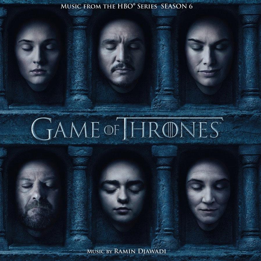 Original Soundtrack Game Of Thrones Season 6 Ramin