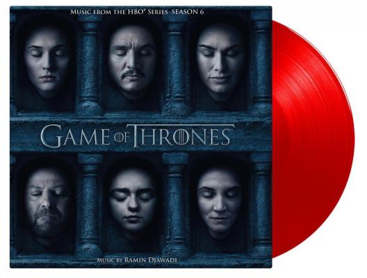 ORIGINAL SOUNDTRACK - GAME OF THRONES SEASON 6 (RAMIN DJAWADI)