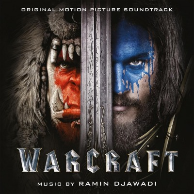 ORIGINAL SOUNDTRACK - WARCRAFT (RAMIN DJAWADI)