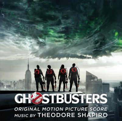 ORIGINAL SOUNDTRACK - GHOSTBUSTERS (THEODORE SHAPIRO)