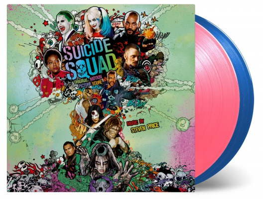 ORIGINAL SOUNDTRACK - SUICIDE SQUAD (STEVEN PRICE)